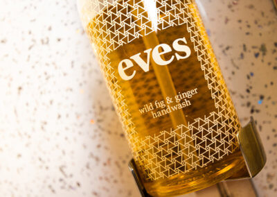 Photograph of Eves branded handwash